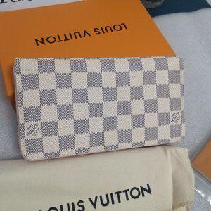 LOUIS VUITTON women Wallet N63503/N60017